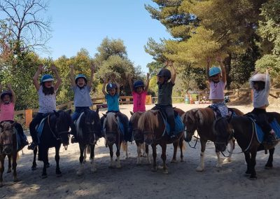 Cours collectif poney